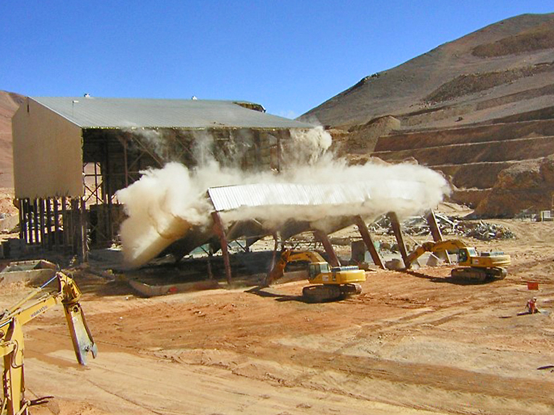 Industrial Demolitions