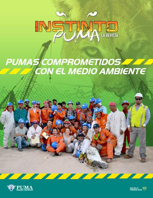 Revista Instinto Puma Nº50