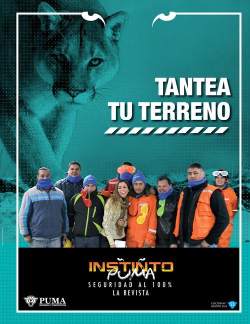 Revista Instinto Puma Nº55