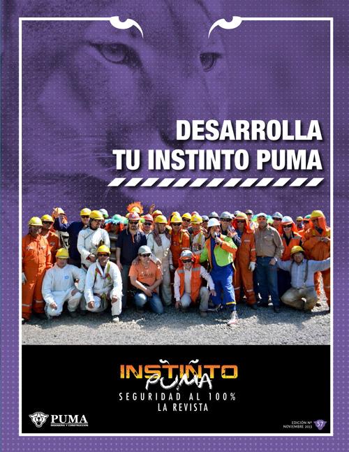 Revista Instinto Puma Nº57